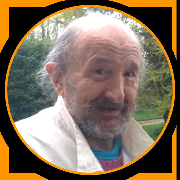 Portrait d'Alain Didier Weill